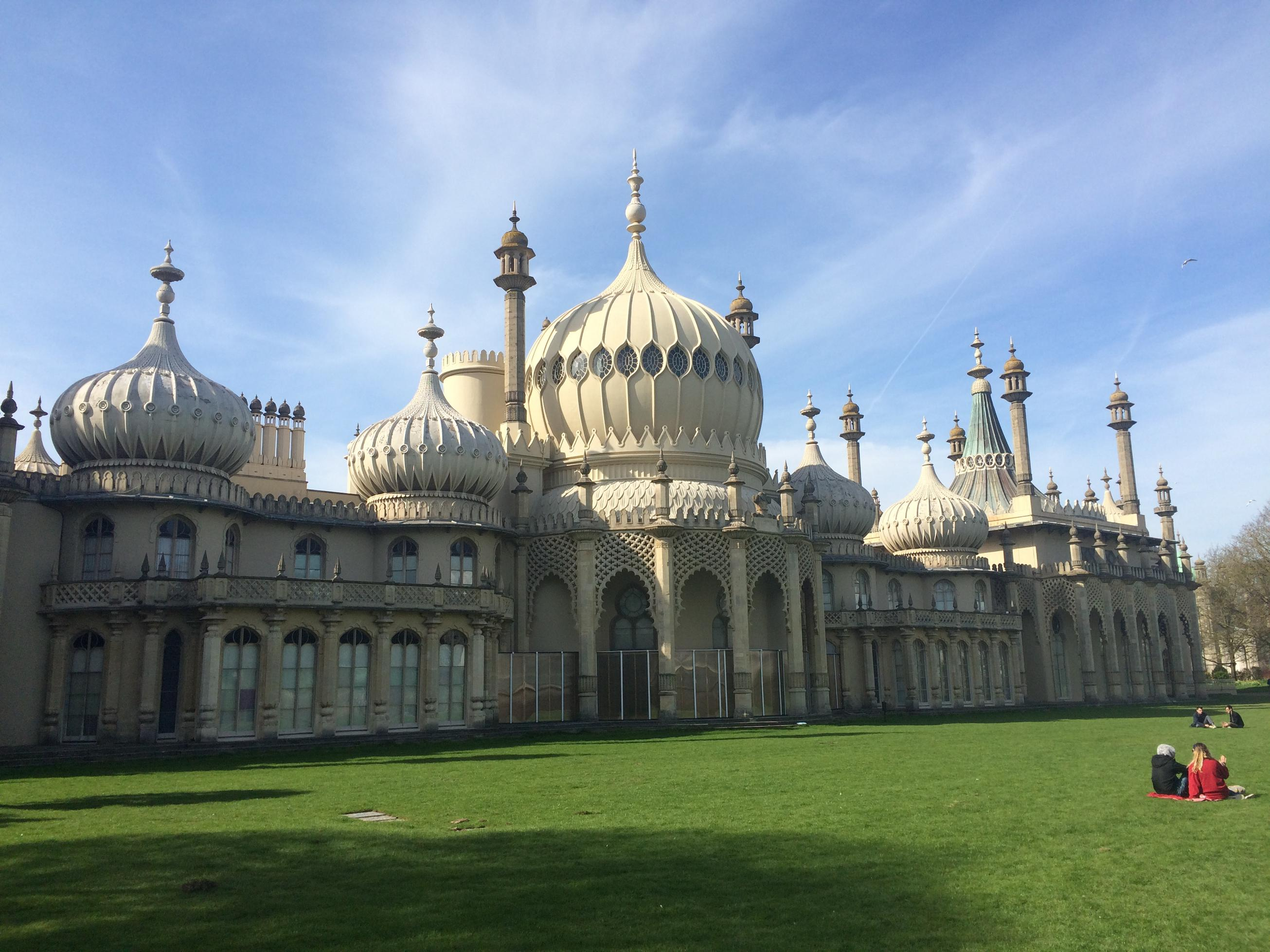 Our Brighton experience
