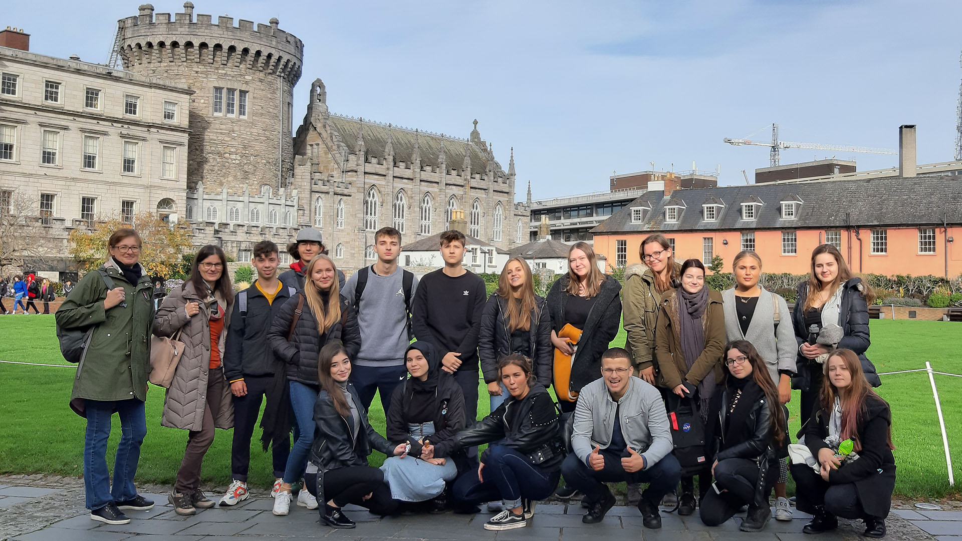 DUBLIN – LANGUAGE WEEK